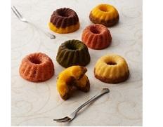 ホシフルーツ 果実のミニョン・ド・クグロフ 18個の画像
