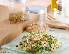 【メール便】ジャーで育てて!栄養価UP!スプラウトビーンズ ひよこ豆の画像