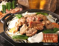 北海道名物ジンギスカンの画像
