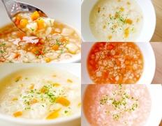 もち麦入りリゾット風ごはん-shi meal- 10個セットの画像