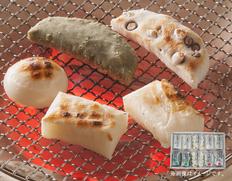 銘水黄金杵つき餅 10袋詰合せ(D-40)の画像