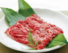 【山形県】米沢牛 切落し肉の画像