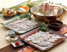 【大分県】大分県産 真鯛とカンパチのしゃぶしゃぶセットの画像