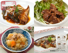ロングライフ惣菜セットの画像
