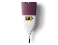 婦人用電子体温計の画像