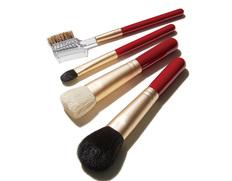 熊野化粧筆セットの画像