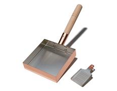 銅製玉子焼き&おろし金セットの画像