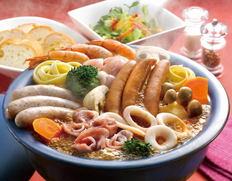 「テルツィーナ」イタリアン鍋の画像