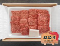 松阪牛焼肉用イチボ300gの画像