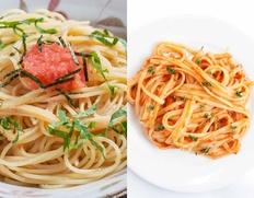 【メール便】生パスタアラカルト8食(スパゲティ、リングイネ)の画像
