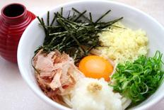 【メール便】讃岐うどん食べ比べ4食(麺通団かけうどん、ぶっかけうどん)の画像