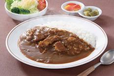 【メール便】老舗 新宿中村屋のカレー&ハヤシ プチタイプ 各4食(計8食)の画像