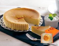 【栃木県】窯出しチーズケーキの画像