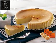 【栃木県】「クリオネ」濃厚窯出しチーズケーキの画像