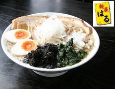 【新潟県】乾燥・新潟燕三条系ラーメン「はる」醤油味の画像
