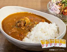【メール便】焼豚屋のカレー5食セットの画像