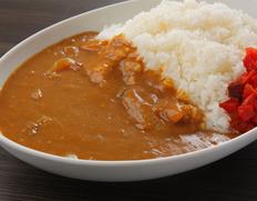 【メール便】レストラン用ビーフカレー4袋セットの画像