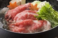 【三重県】松阪牛すき焼き用バラ200gの画像
