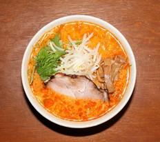 仙台ラーメン「みそ伝」からし味噌味 8食の画像
