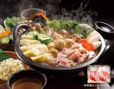 【茨城県】つくば茜鶏鍋セットの画像