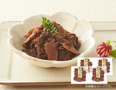 北海道産 北の美味牛 牛肉しぐれ煮の画像